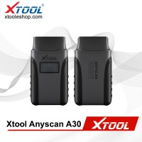 (Special Price Sale) XTOOL Anyscan A30 All System Car Detector OBDII Code Reader Scanner for EPB Oil Reset OBD2 Diagnostic Tool Free Update Online