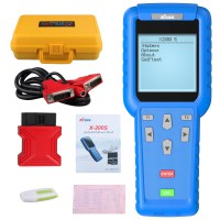 XTOOL X-200 X200 Oil Reset Tool Free Shipping by DHL