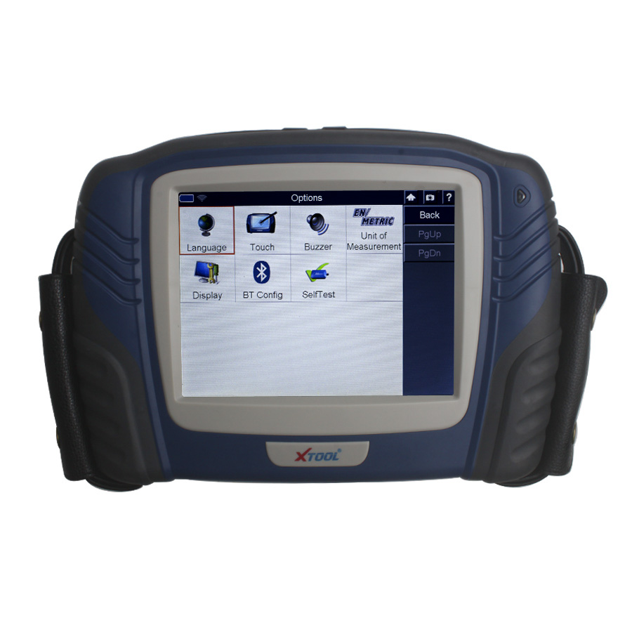 【7% Off】100% Original Xtool PS2 HD Professional Truck  Diagnostic Tool Update Online-5