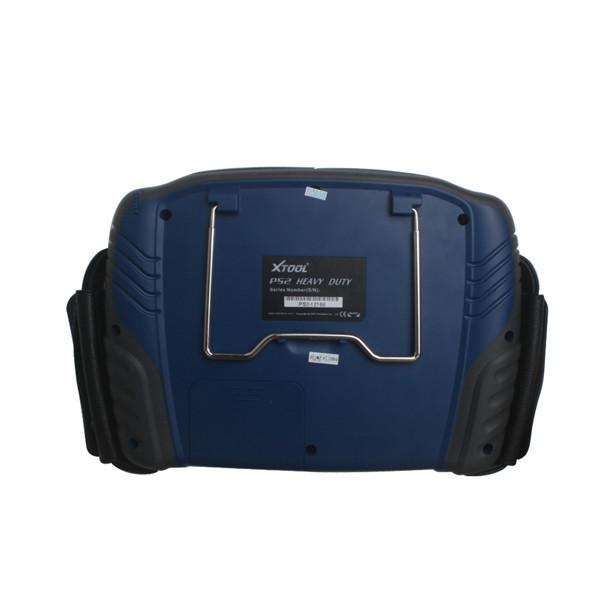 100% Original Xtool PS2 HD Professional Truck  Diagnostic Tool Update Online-3