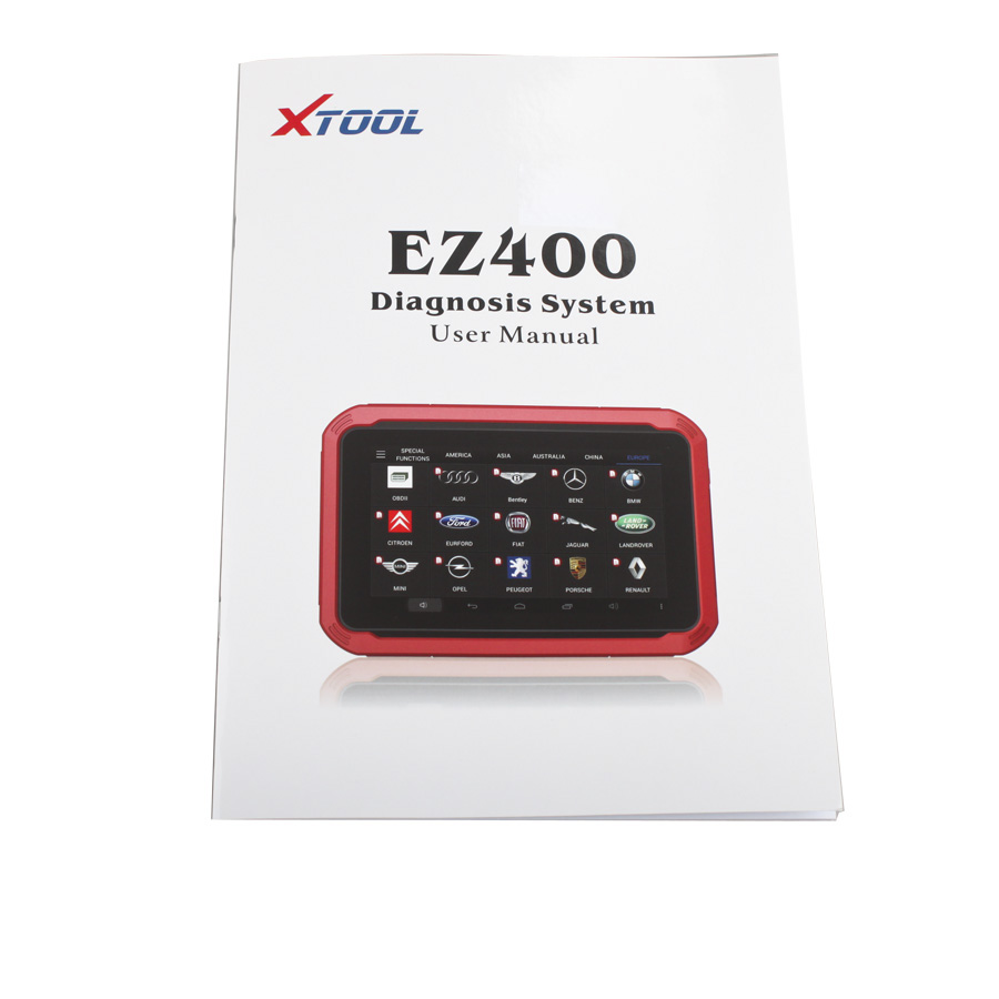 XTOOL EZ400 Diagnosis System Replacement of Xtool PS90 with WIFI Support Andriod System and Online Update