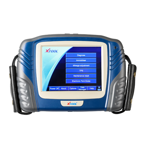 (Promotion Sale) 100% Original XTOOL PS2 GDS Gasoline Bluetooth Diagnostic Tool with Touch Screen Update Online Warranty for 3 Years