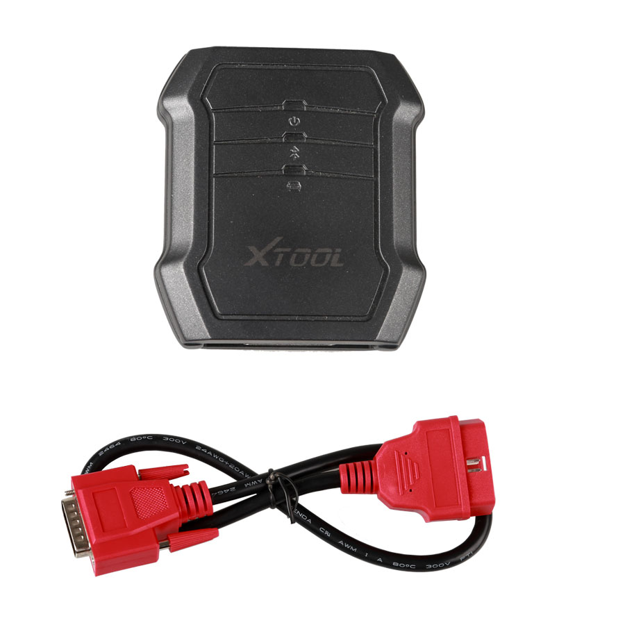 Xtool X-100 C for iOS and Android Auto Key Programmer for Ford, Mazda, Peugeot and Citroen