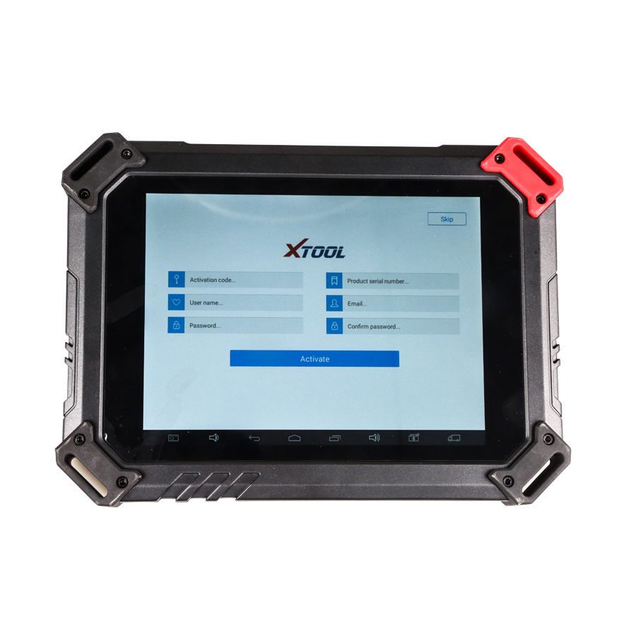 【7% Off】100% Original XTOOL EZ500 HD Heavy Duty Diagnosis System with Special Function Same as PS90 HD-2