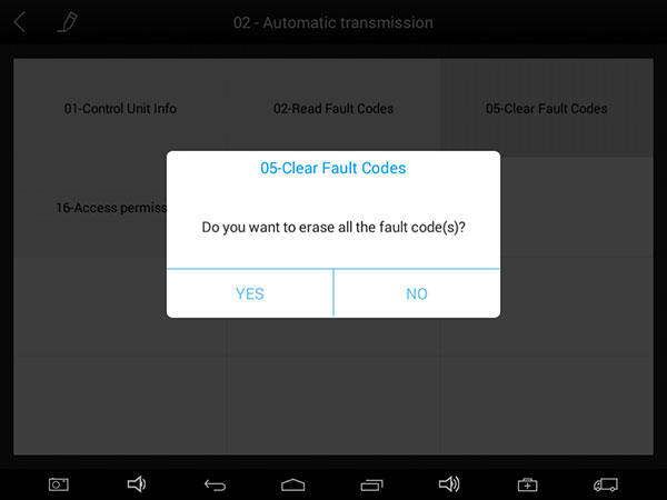 ez400 pro clear fault codes
