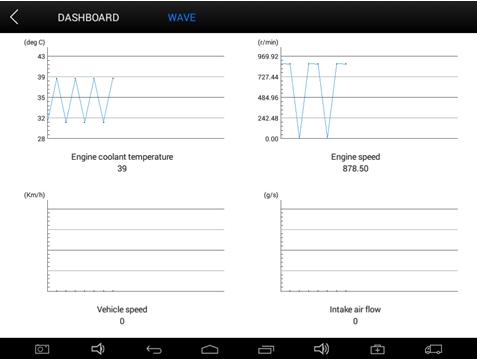 xtool ez500 dashboard wave