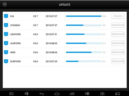 ez500 update display