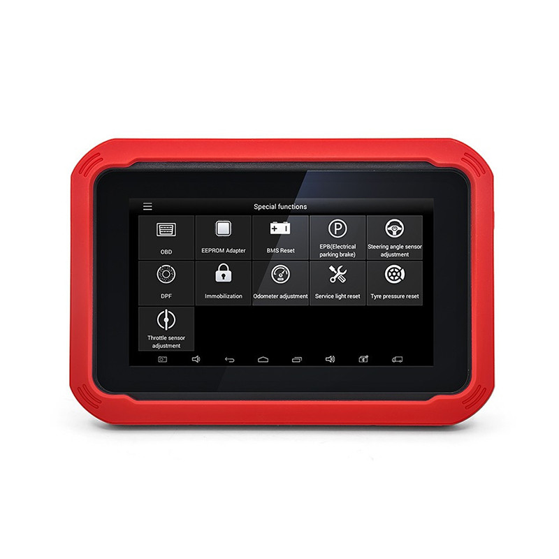 【US/UK Ship No Tax】2018 Top-Rated XTOOL X100 PAD Tablet with EEPROM Adapter Works Well on Nissan and Dodge Key Programming-1
