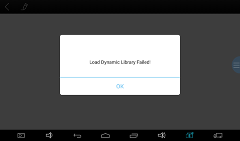 How to Solve XTOOL X100 Pad Load Dynamic Library Failed