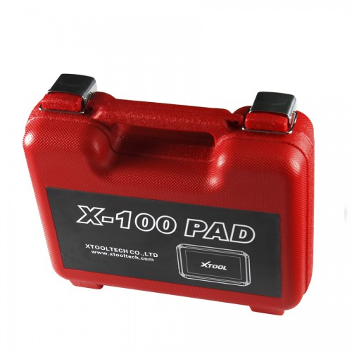 Top-Rated XTOOL X100 PAD Tablet with EEPROM Adapter Works Well on Nissan and Dodge Key Programming