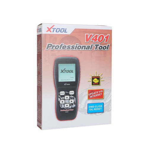 (7% Off 44.64$) XTOOL V401 VW/AUDI/SEAT/SKODA Professional Tool Support Models in 3th Generation Before Year 2009