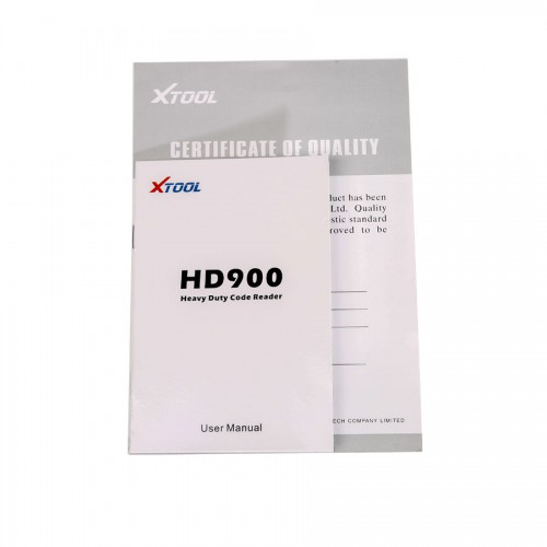 (Black Friday Sale) Latest XTOOL HD900 Heavy Duty Truck Code Reader