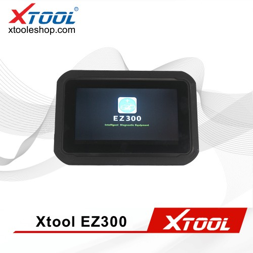 XTOOL EZ300 Engine, ABS, SRS, Transmission and TPMS Four system scanner with Oil Light Reset Function