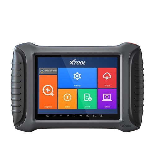 (5th Anni Sale) XTOOL X100 PAD3 X100 PAD 3 Professional Tablet Key Programmer With KC100&EEPROM Adapter PK X100 PAD Elite