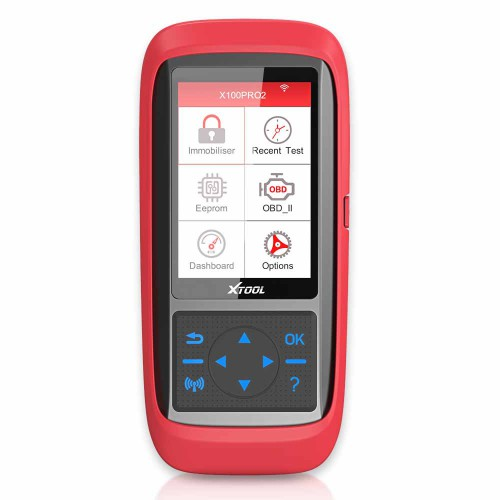 (US/UK Ship)XTOOL X100 PRO2 X100 PRO 2 Auto Key Programmer/Mileage Adjustment Including EEPROM Code Reader with Free Update