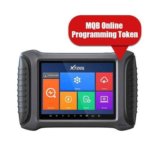 (New Release)Xtool X100 PAD3 MQB Online Programming Token Also Compatible with X100 PAD2/PAD2 Pro