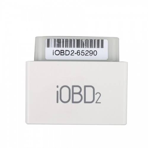 [Free Shipping] 10pcs iOBD2 Bluetooth OBD2 EOBD Auto Scanner for iPhone/Android By Bluetooth