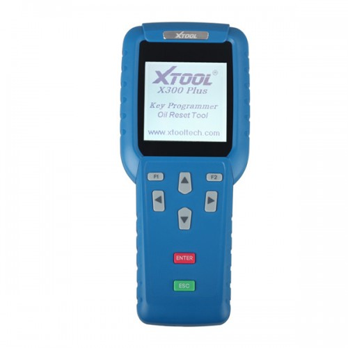 100% Original XTOOL  X300+ Auto Key Programmer with Special Function Plus EEPROM Adapter