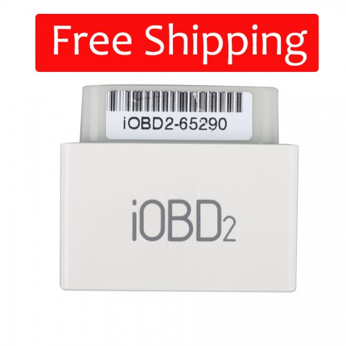 5pcs Original iOBD2 Diagnostic Tool for Iphone By WIFI Free Shipping