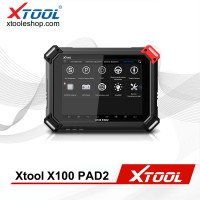 (US Ship No Tax) Genuine Xtool X-100 PAD 2 X100 PAD2 Tablet Key Programmer With Special Functions Standard Configuration