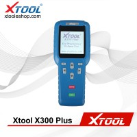 100% Original XTOOL X300 Plus X300+ Auto Key Programmer Oil Reset Tool for All OBDII Vehicle with EEPROM Adapter