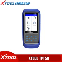 XTOOL TP150 Tire Pressure Monitoring System OBD2 TPMS Diagnostic Scanner Work with 315&433 MHZ Sensor