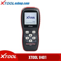 XTOOL V401 VW/AUDI/SEAT/SKODA Professional Tool Support Models in 3th Generation Before Year 2009