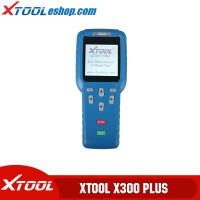 XTOOL X300 Plus X300+ Auto Key Programmer Oil Reset Tool for All OBDII Vehicle with EEPROM Adapter