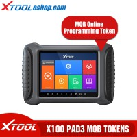 (New Release)Xtool X100 PAD3 MQB Online Programming Token Also Compatible with X100 PAD/PAD2/PAD2 Pro