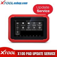 XTOOL X100 PAD One Year Update Service Subscription