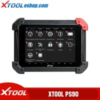 XTOOL PS90 Full System DiagnosticTool Support TPS,Oil Resetting, EPB, TPMS, Airbag Reset,Key Programming,Mileage Correction