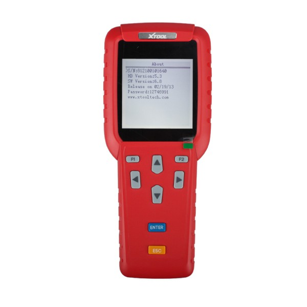 (Ship From US No Tax) 100% Original XTOOL X100 PRO Auto Key Programmer X100+ Updated Version with EEPROM Adapter