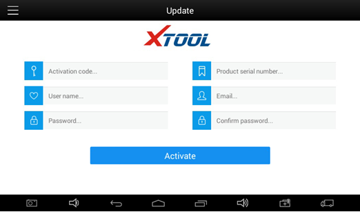 xtool ez500 registration