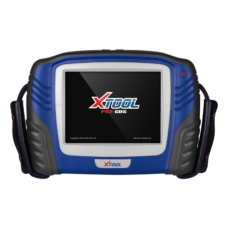 100% Original XTOOL PS2 GDS Gasoline Version Bluetooth Diagnostic Tool with Touch Screen Update Online Warranty for 3 Years